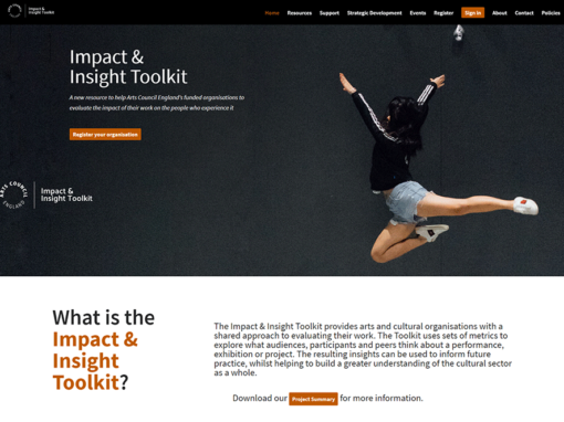 Impact and Insight Toolkit